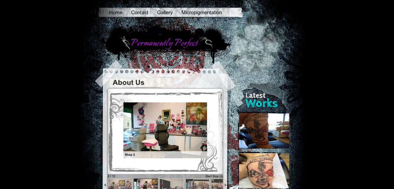 Permanently Perfect Tattoo Studio